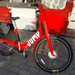 Jump vélo électrique Uber