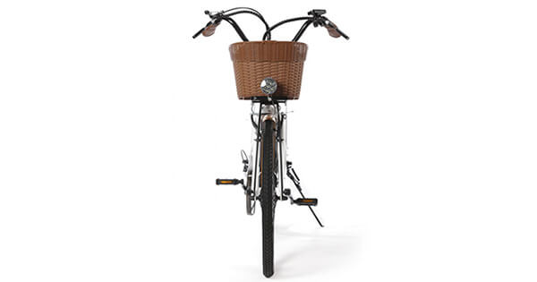 Vue avant Biwbik Gante