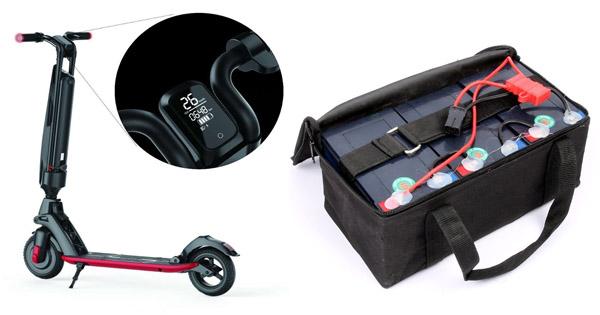 batterie-trottinette-électrique