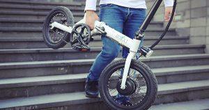 vélo-électrique-Eovolt-Pliant-ultraléger