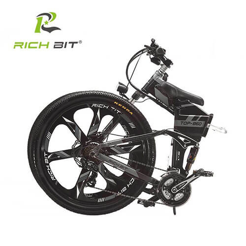 Rich bit RT 860 plié