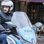 scooter-électrique-ville