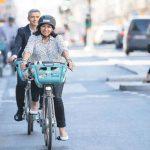 vélo-électrique-Anne-Hidalgo
