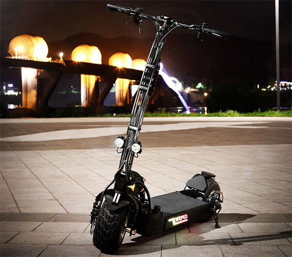 Weped RR