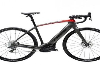 Domane+ : le nouveau vélo électrique de Trek Bikes avec un moteur Bosh