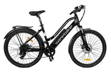 Test et avis du Weebike Le City Plus: que vaut ce vélo électrique?