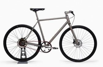 Nua Electrica, un vélo à assistance électrique qui se recharge en pédalant