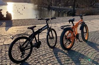 Stark Drive Torque: un vélo à assistance avec NFC et lecteur d'empreintes