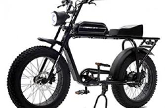 Test et avis sur le Super73SG1: que penser de ce vélo électrique?