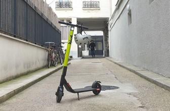 Hive: un nouveau service de location de trottinettes électriques à Paris