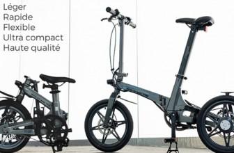 The One: le vélo électrique le plus léger du marché arrive bientôt