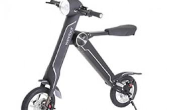 Test et avis du Weebot Alpha: que penser de ce vélo électrique?