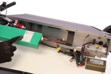 Combien coûte le changement de batterie sur une trottinette électrique?