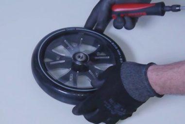 Comment changer les roues de sa trottinette électrique?