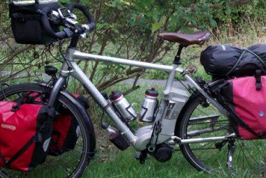 Quel est le poids maximal supporté par un vélo électrique?