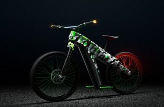 Entrez dans l'avenir avec le vélo électrique KLEMENT
