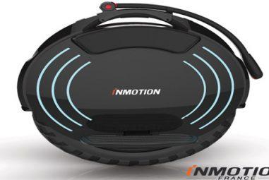 Avis et test de la InmotionV10: que penser de cette gyroroue?