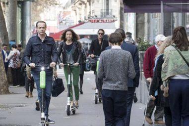 Mairie de Paris: La trottinette électrique menacée de suspension