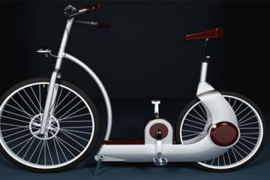 U-Feel: un vélo électrique qui ne possède pas de batterie!