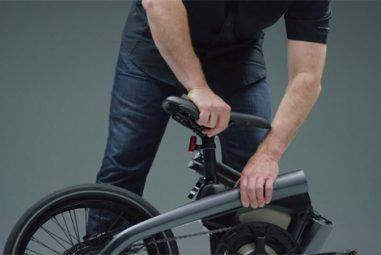 Ariv Merge, un vélo électrique pliable signé General Motors