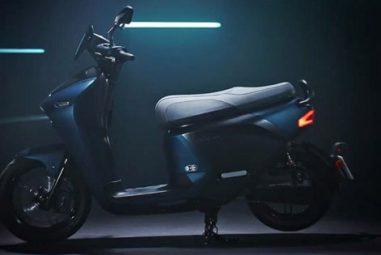 Un nouveau scooter électrique est né : le YamahaEC-05