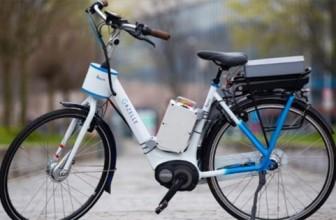 Le TU Delft, à la fois moteur et stabilisateur de vélo électrique