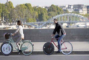 Rool'in: présentation du vélo électrique solaire made in France