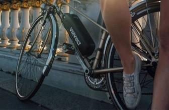 Virvolt: transformez maintenant votre bicyclette en vélo électrique