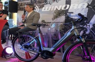 Winora: Le vélo à assistance électrique sans entretien arrive en France