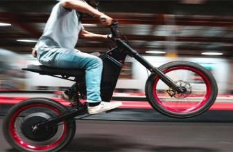CAB Recon: Un vélo avec une rapidité incroyable et étonnante