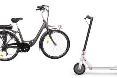 Que choisir entre un vélo ou une trottinette électrique ?