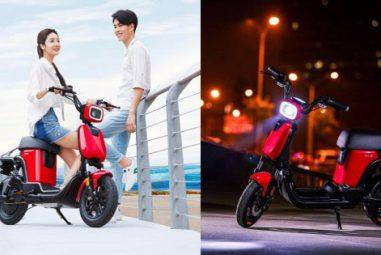 Le HimoT1: le nouveau vélo électrique de la marque Xiaomi