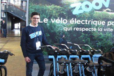 Zoov: 6 millions d'euros pour un nouveau service de vélo électrique